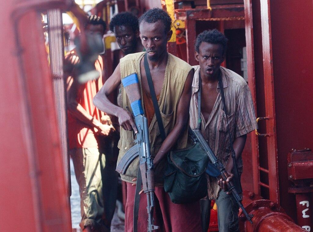 Barkhad Abdi, Barkhad Abdirahman, Captain Phillips