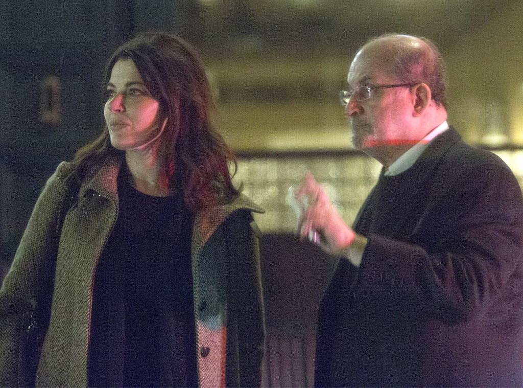 Nigella Lawson, Salman Rushdie