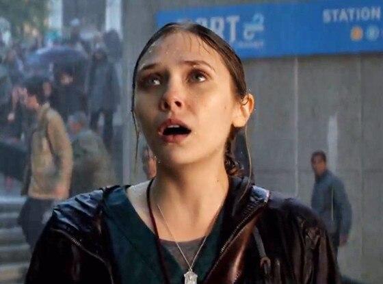Elizabeth Olsen, Godzilla