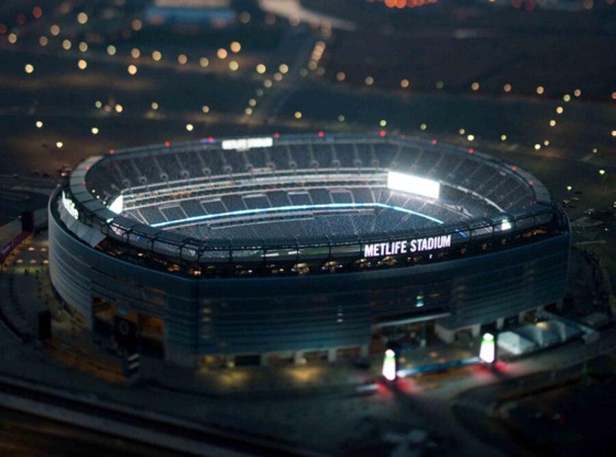 MetLife Stadium, Superbowl