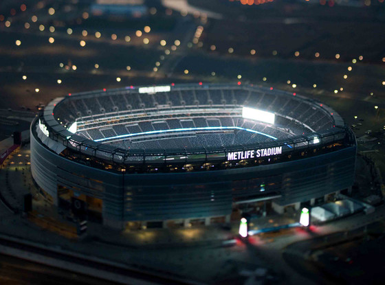 MetLife Stadium, Superbowl