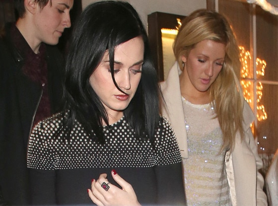 Katy Perry, Ellie Goulding