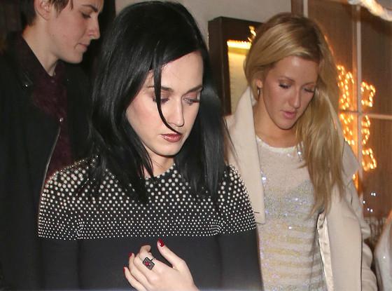 Katy Perry, Ellie Goulding