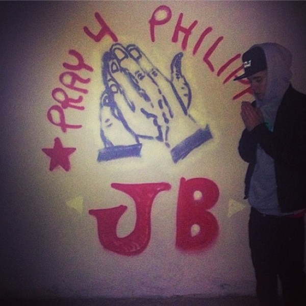 Justin Bieber, Philippines