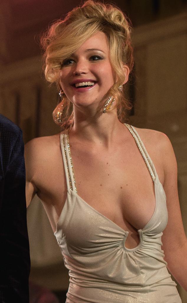 American Hustle, Jennifer Lawrence