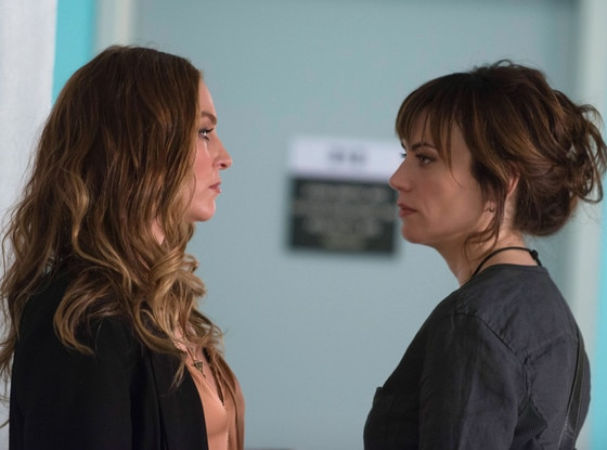 Maggie Siff, Tara Knowles, Drea de Matteo, Sons Of Anarchy