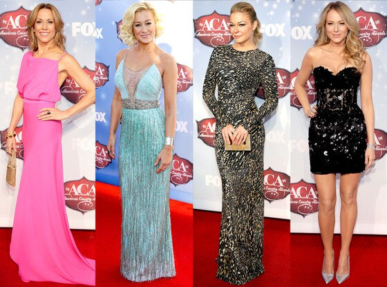 Sheryl Crow, Kellie Pickler, LeAnn Rimes, Jewel, ACA