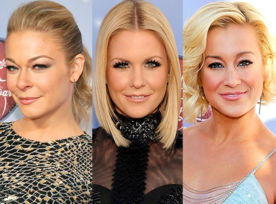 LeAnn Rimes, Carrie Keagan, Kellie Pickler, ACA, Headshot