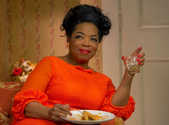 Oprah Winfrey, The Butler