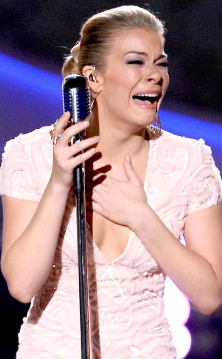 LeAnn Rimes, Crying, ACA