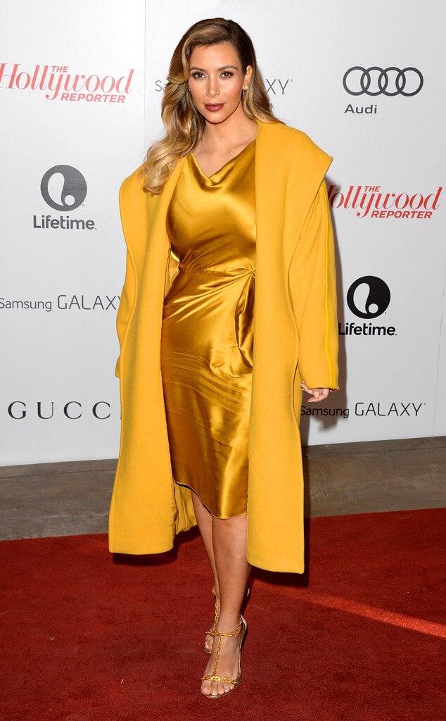 Kim Kardashian, THR