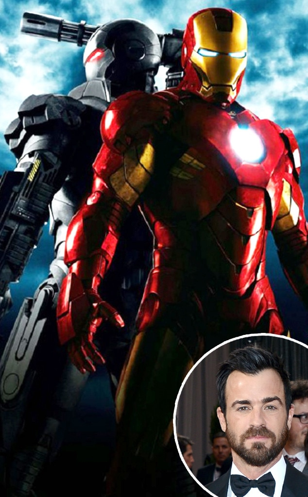 Justin Theroux, Iron Man 2, Actors Who Have Writen Screenplays