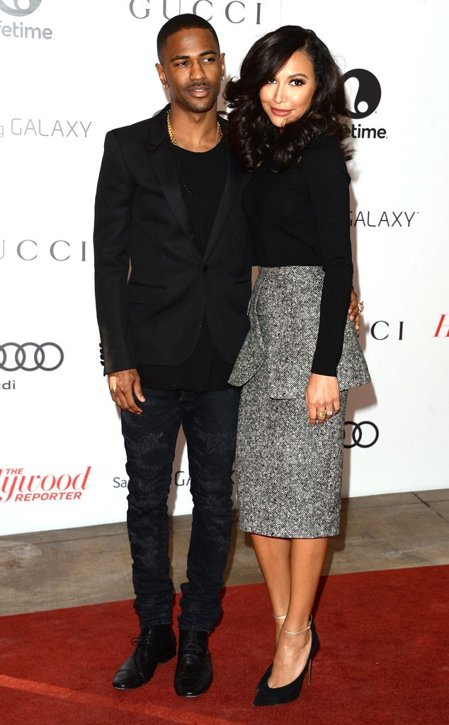 Big Sean, Naya Rivera, THR