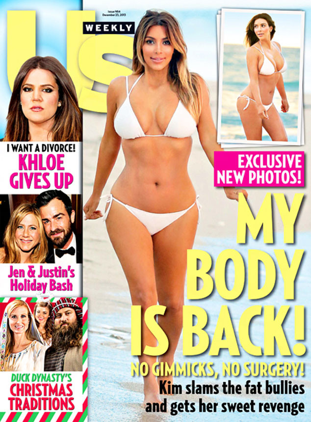 Kim Kardashian, US Weekly