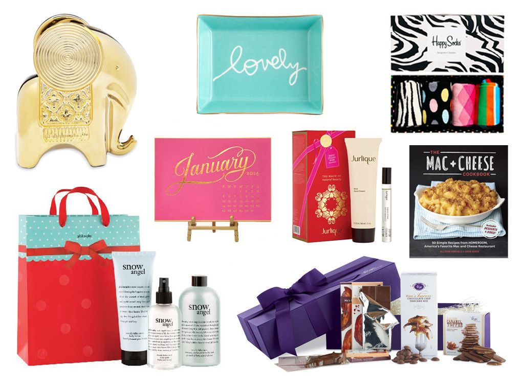 Last Minute Gift Guide, Collage