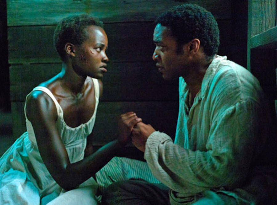 Chiwetel Ejiofor, Lupita Nyong'o, 12 Years a Slave