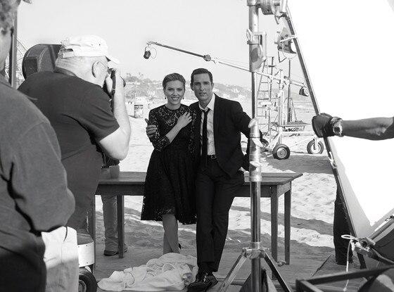 Dolce and Gabbana, Scarlett Johansson, Matthew McConaughey