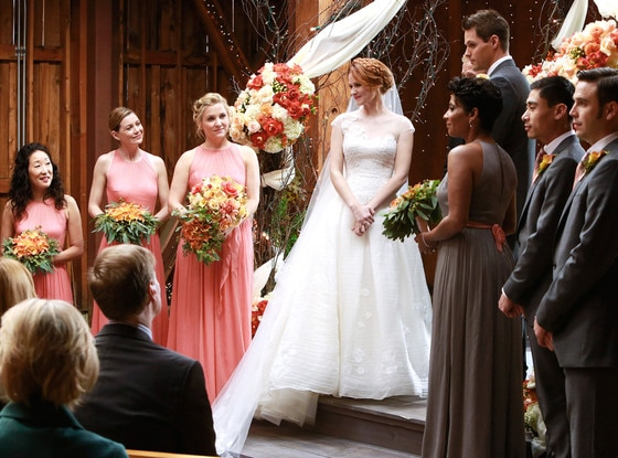 Greys Anatomy, Sandra Oh, Ellen Pompeo, Jessica Capshaw, Sarah Drew, Nicole Cummins, Justin Brueing