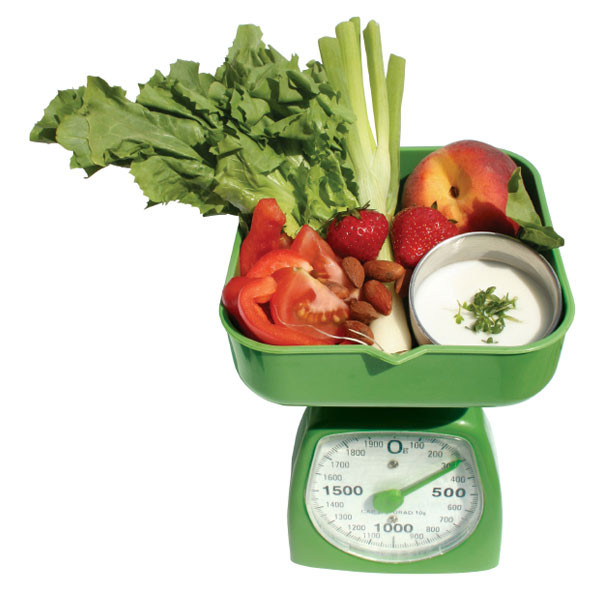 Food Scale, Kim Kardashian Diet