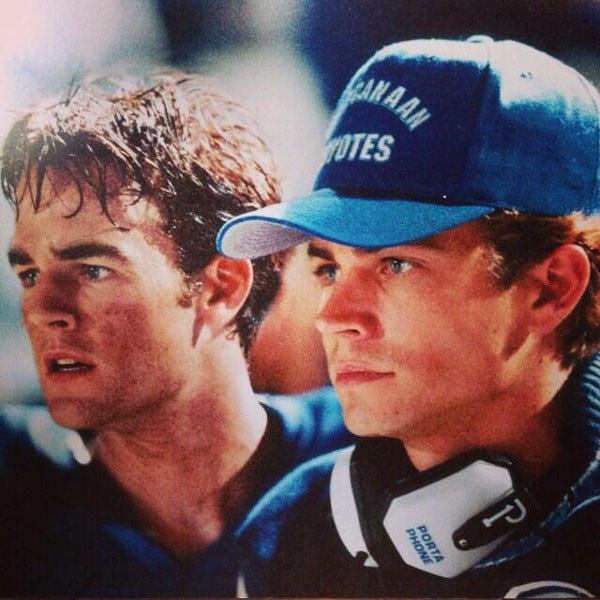 James Van Der Beek, Paul Walker, Varsity Blues Poster