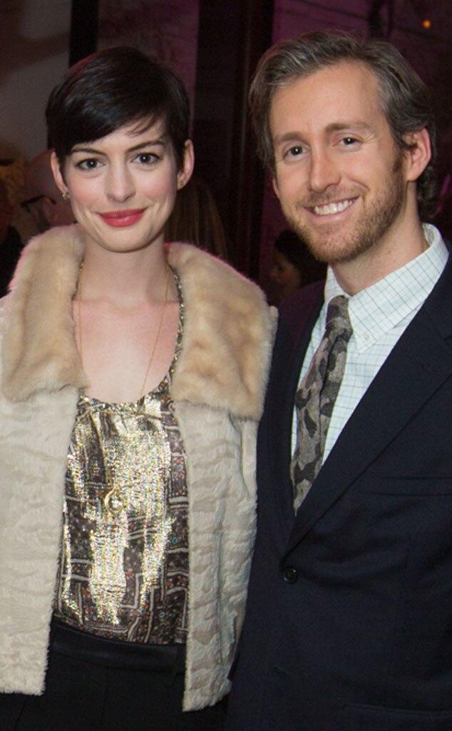 Anne Hathaway, Adam Schulman