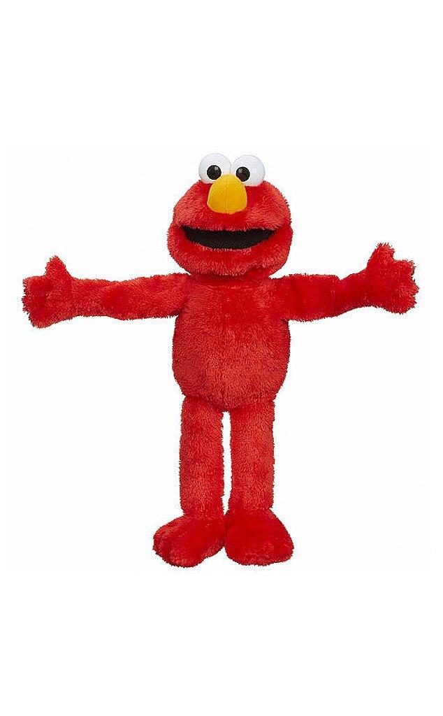 Playskool Sesame Street Big Hugs Elmo, Editor Obsessions