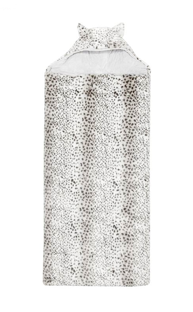 PB Teen Fur Sleeping Bag, Editor Obsessions