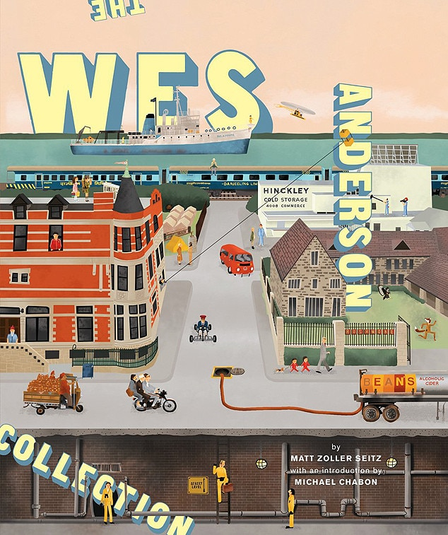 The Wes Anderson Collection, Book
