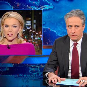 Jon Stewart, Daily Show, Megyn Kelly