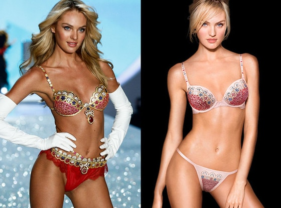 Victoria's Secret Fantasy Bra, Candice