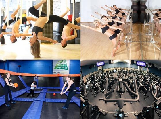 Fitness Fads 2014