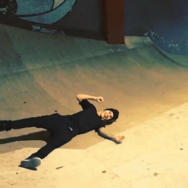 Justin Bieber, Skateboarding