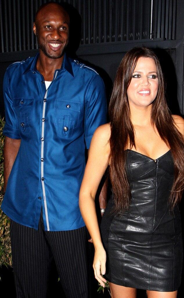 Lamar Odom, Khloe Kardashian Odom