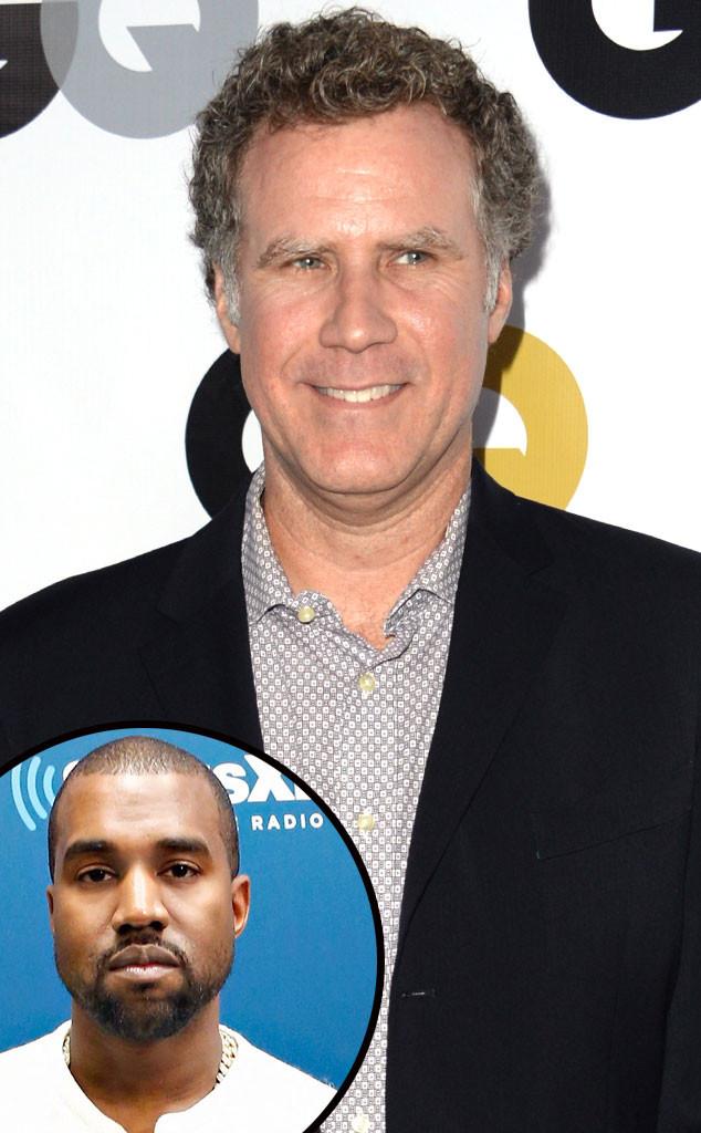 Will Ferrell, Kanye West