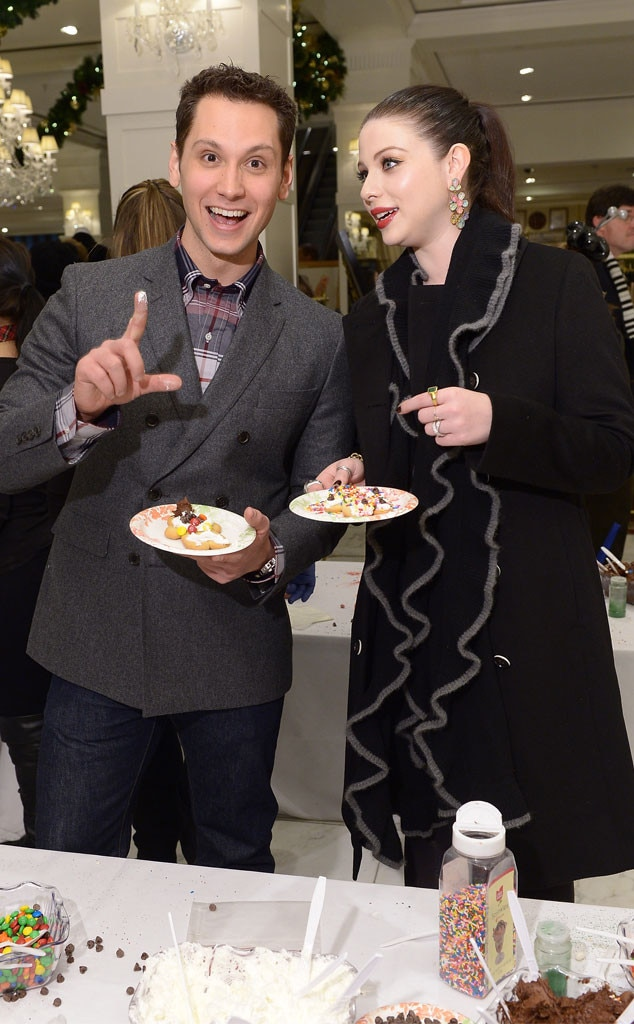 Matt McGorry, Michelle Trachtenberg
