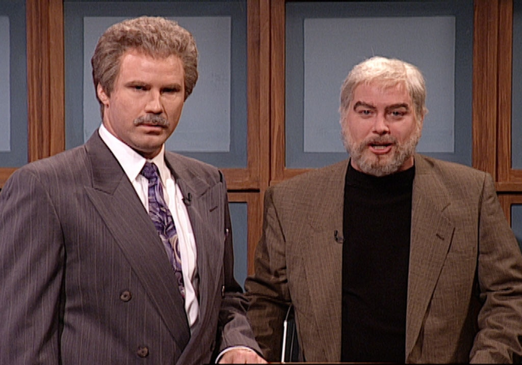 E! Loves: The 90's, SNL Celebrity Jeopardy