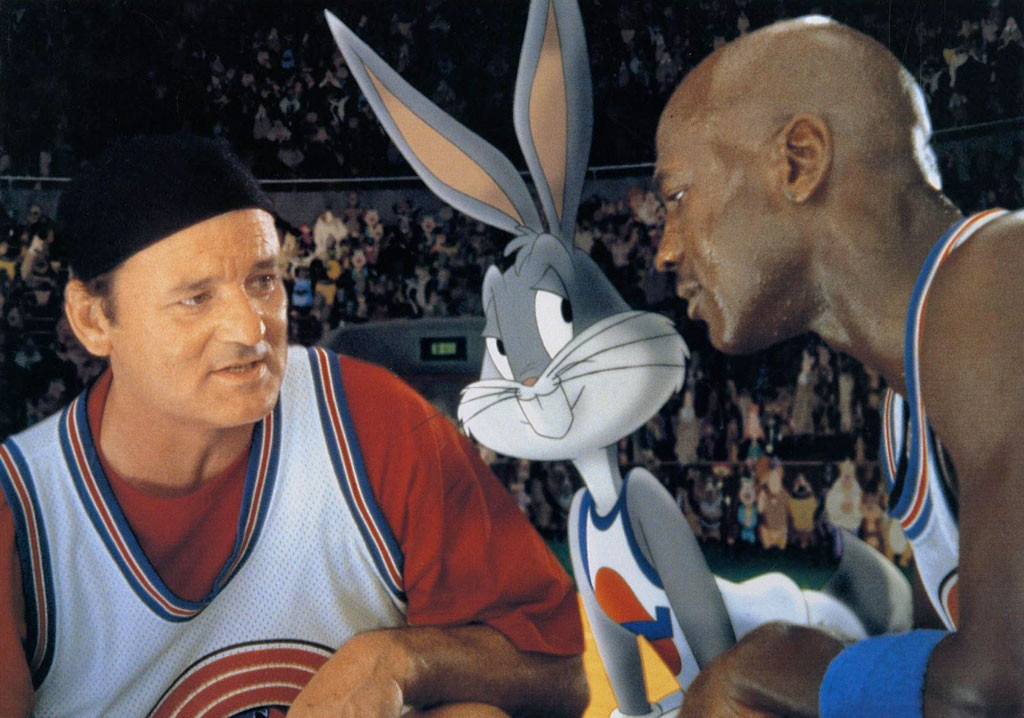 E! Loves: The 90's, Space Jam