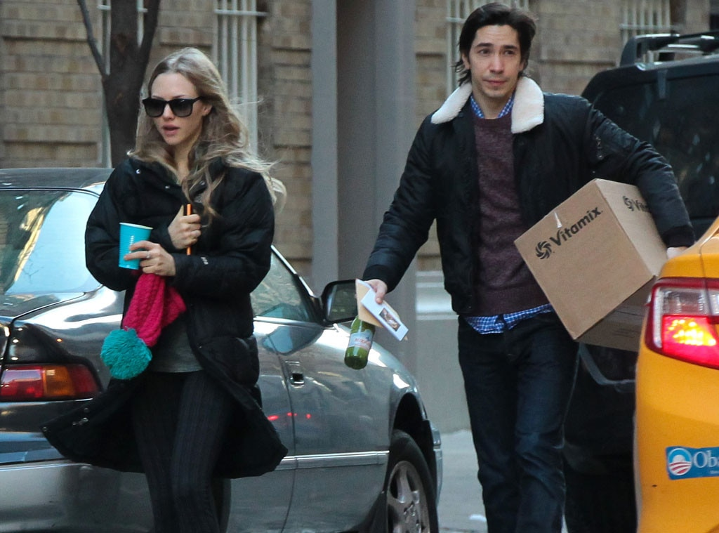 Amanda Seyfried, Justin Long
