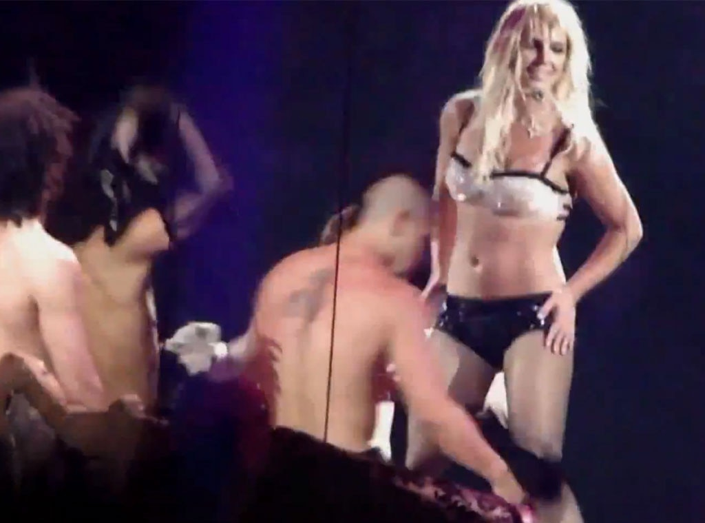 Get Naked, Britney Spears