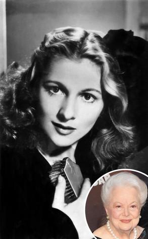 Joan Fontaine, Rebecca, Olivia de Havilland