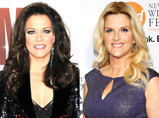 Martina McBride, Trisha Yearwood