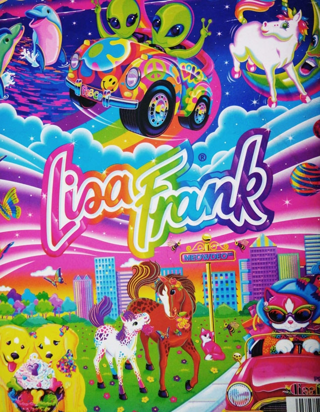 E! Loves: The 90's, Lisa Frank