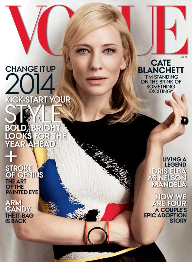 Cate Blanchett, Vogue