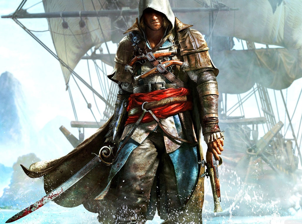 10 Assassin S Creed Iv Black Flag Ps4 Ps3 360 Xbox