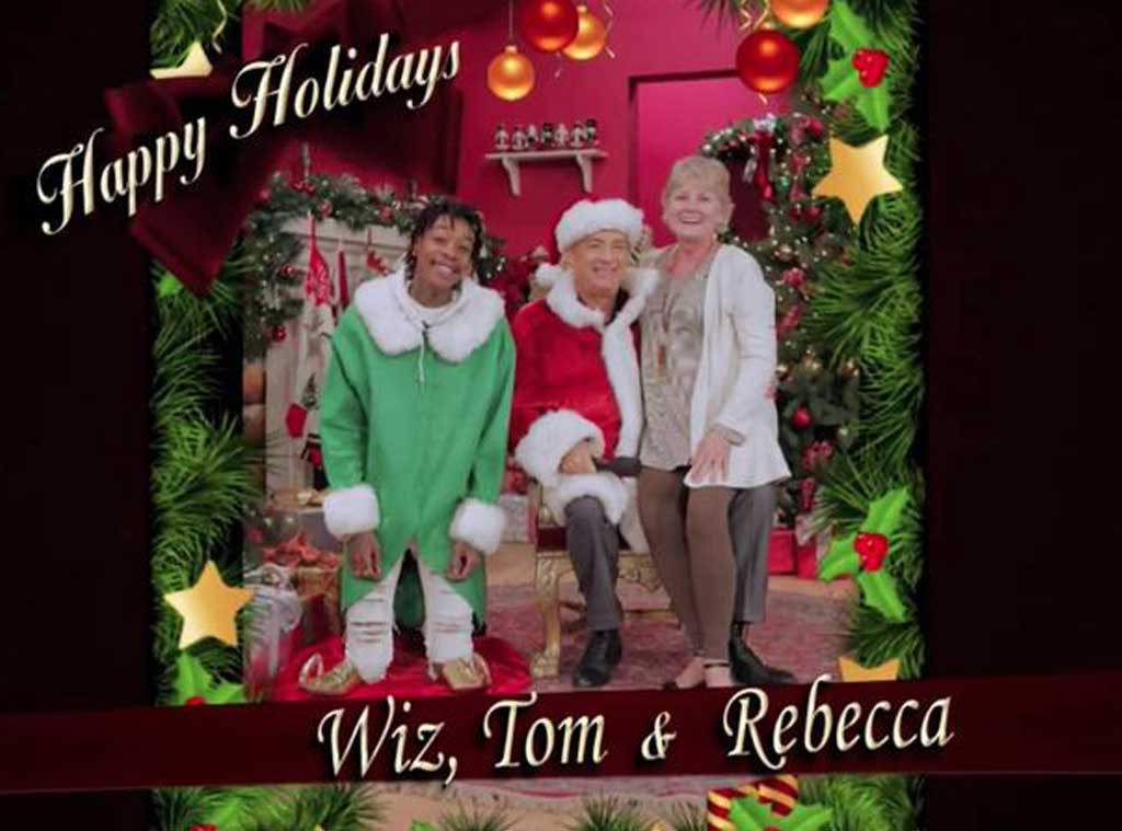 Best Celebrity Christmas Cards of 2013: See the ...