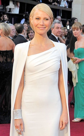 Award Show Bling, Gwyneth Paltrow