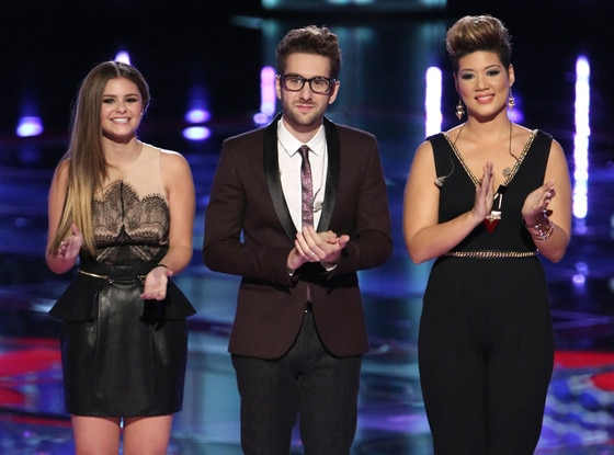 Jacquie Lee, Will Champlin, Tessanne Chin