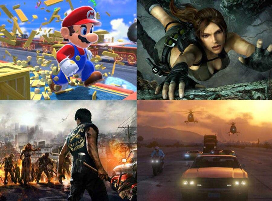 Video Games Split
