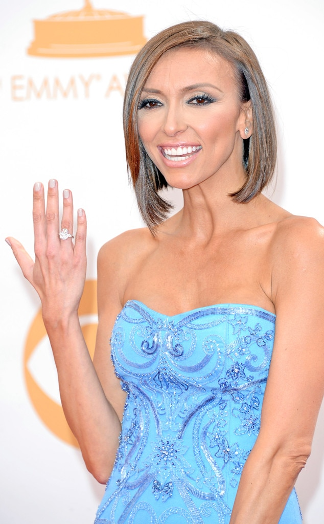 Award Show Bling, Giuliana Rancic