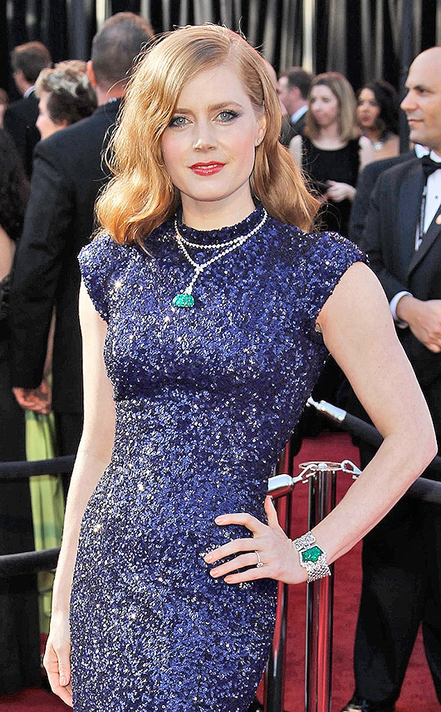 Award Show Bling, Amy Adams